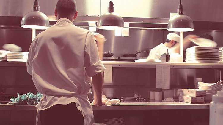 how to become a kitchen porter