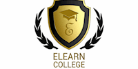 Elearn College logo