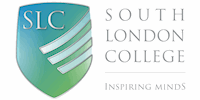 South London College logo