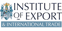 Institute of Export & international trade logo