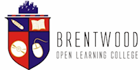 Brentwood Open learning College logo