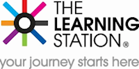The Learning Station logo