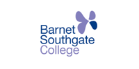 Barnet and Southgate College logo