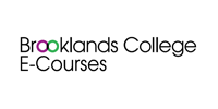 Brooklands College logo