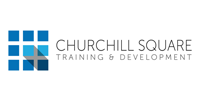Churchill Square Training and Development logo