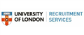 University of London jobs