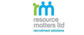 Resource Matters jobs