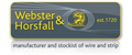 Webster and Horsfall Ltd jobs