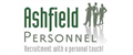 Ashfield Personnel Ltd jobs