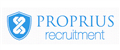 Proprius Recruitment Ltd jobs