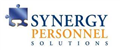 Synergy Personnel jobs