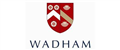 Wadham College jobs