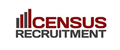 Jobs from Census Recruitment Ltd