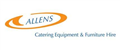 Allens Catering Equipment & Furniture Hire jobs