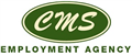 Cms Employment Agency jobs