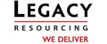 Legacy Resourcing Ltd jobs