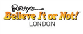 Ripley's Believe It or Not! London jobs