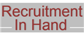 Recruitment in Hand jobs