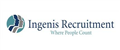 Ingenis Recruitment Ltd jobs