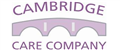 Cambridge Care Company jobs