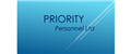 Priority Personnel Ltd jobs
