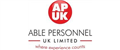 Able Personnel UK Ltd jobs