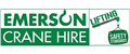 Emerson Crane Hire jobs