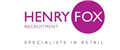 Henry Fox Fashion Recruitment jobs