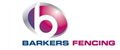 Barkers Fencing jobs