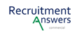 Jobs from Recruitment Answers Ltd