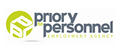 Jobs from Priory Personnel Limited